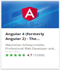 Angular 4 Online Course