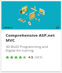 Comprehensive ASP.NET MVC