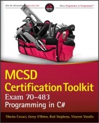 MCSD Certification Toolkit - 70-483