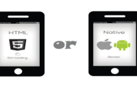Native Vs Hybrid Mobile Application Development