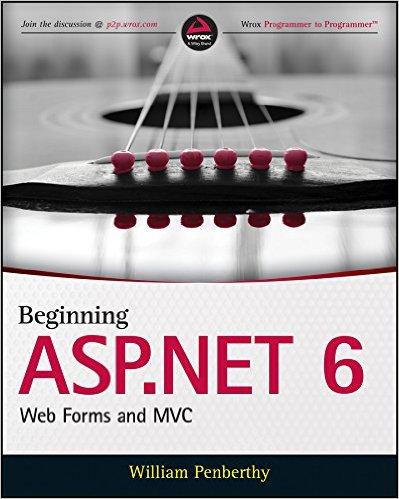 Beginning ASP.NET 6