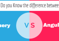 jQuery Vs AngularJS