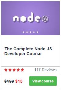 NodeJS Developer Training