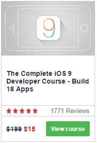 iOS9 Online Training