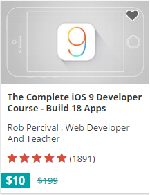 iOS9 Mobile Application Training