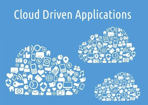 Cloud Driven Mobile Application Development
