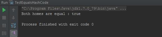 Hashcode Test