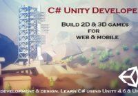 C# Unity Developer