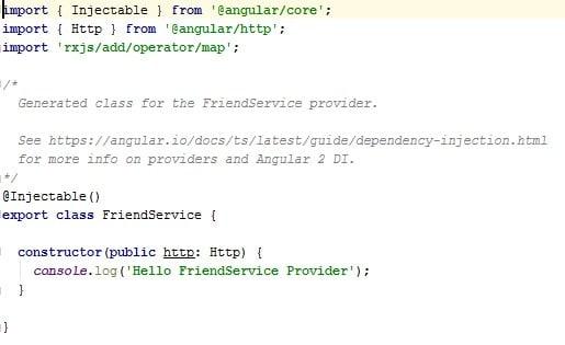 Ionic Tutorial for Mobile App Development