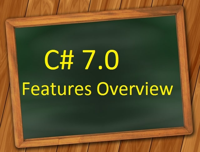 CSharp-New Features