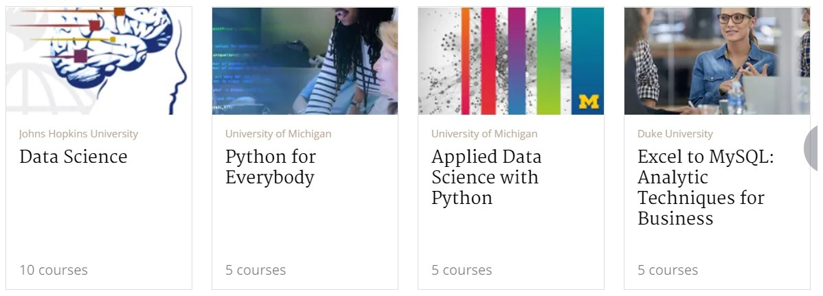 Courses Online from Top Universities