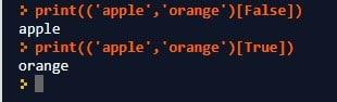 Python Questions