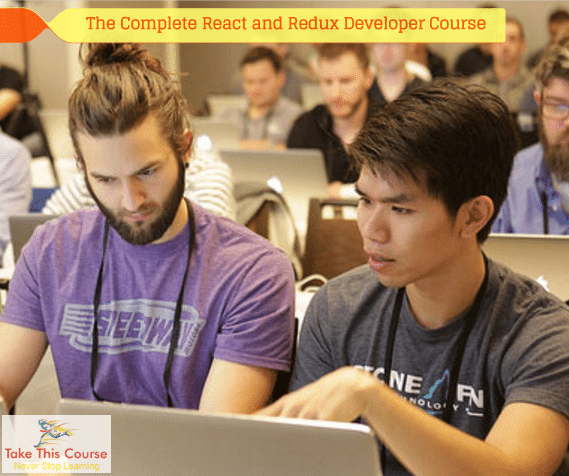 React and Redux Online Course
