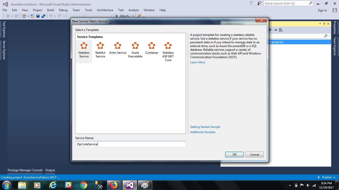 Microsoft Azure Service Tutorial