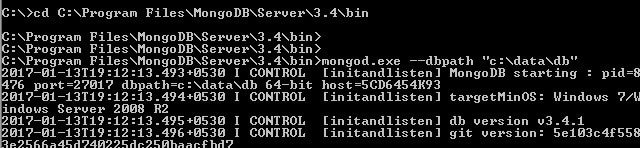 MongoDB Installation Tutorial