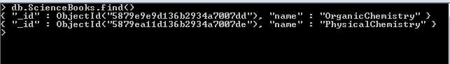 MongoDB Projection Tutorial
