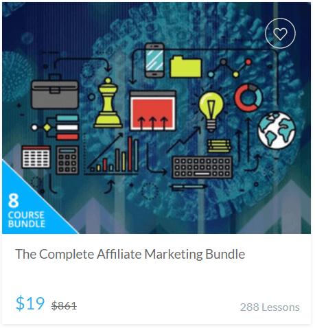 The Complete Affiliate Marketing Bundle