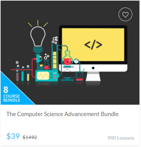 The Computer Science Advancement Bundle