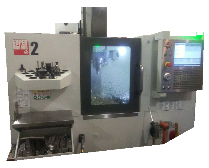 Why we like to Refurbish Used Haas CNC Machines - Web