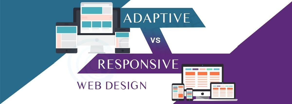 Significant Points On Choosing Between Responsive Adaptive Web Design Web Development Tutorial