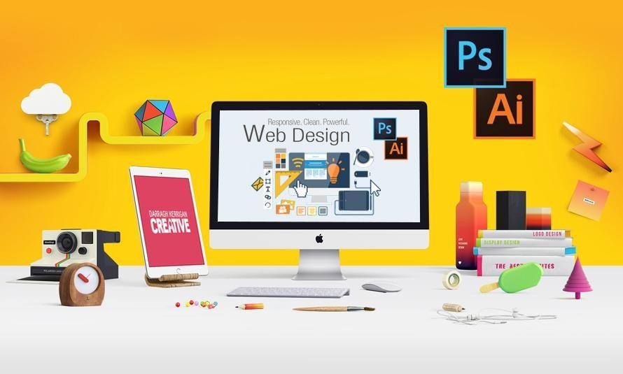 Responsive Powerful Web Design