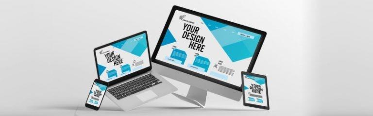 Responsive Website Architecture