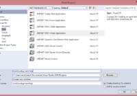 ASP.NET MVC Application