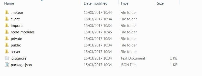 Full Scaffolding App